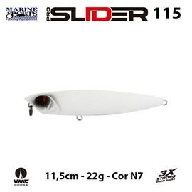Isca Marine Sports Pro Slider 115 11,5cm 22g - N7