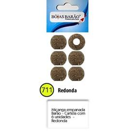 Isca Miçanga Barão  711 Empanada Redonda C/6