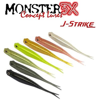 ISCA MONSTER 3X - J-STRIKE - 13CM