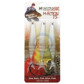 ISCA MONSTER 3X - M-ACTION - 15CM - C/3