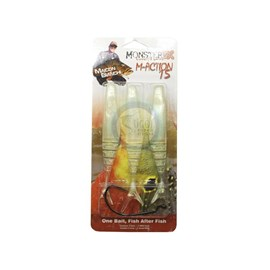 ISCA MONSTER 3X - M-ACTION - 15CM (ULTRA SH CRISTAL)