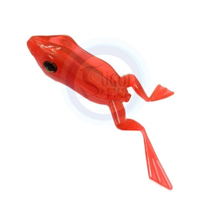 Isca Monster 3X - X-Frog Top Water - 11cm - Red - c/1