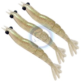 Isca Monster 3X - X-Move Premium - 9,0cm - Live Bait