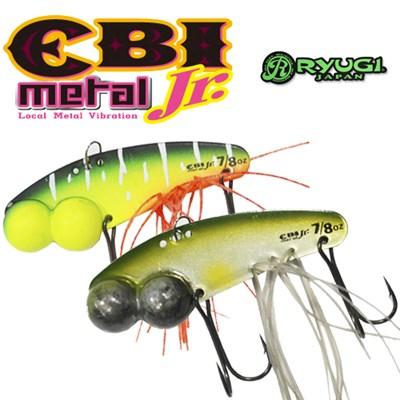 Isca Ryugi Ebi Metal Jr - 24 gramas