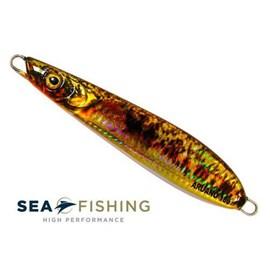 Isca Sea Fishing Metal Jig Aruano 160G 005