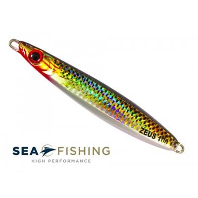 Isca Sea Fishing Metal Jig Zeus 100G 028