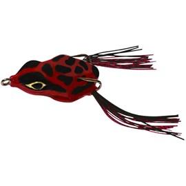 Isca Yara Crazy Frog 4,5 - 9g -  Vermelho / Preto