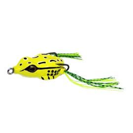 Isca Yara Crazy Frog - 5,5cm - 11,5g - Amarelo