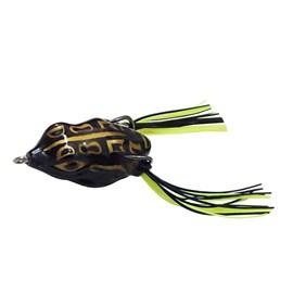 Isca Yara Crazy Frog - 5,5cm - 11,5g - Preto