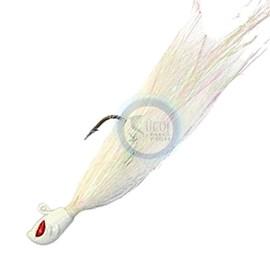 Isca Yara Killer Jig - 10g - Cor Branco 040 - C/1 un