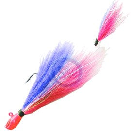 Isca Yara Killer Jig - 17g - 6/0 - Azul e Rosa 044 - C/1 un