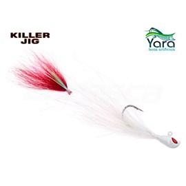 Isca Yara Killer Jig - 17g - 6/0 - Branco Arari 040 - C/1 un