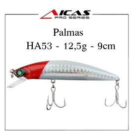 Kit com 5 iscas Aicas Palmas