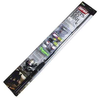 Kit Combo Rapala Pack (RAPSPK56L2)