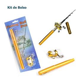 Kit de Bolso para Pesca - Micro