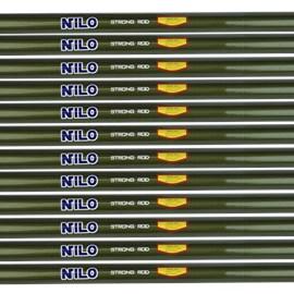 Kit de Varas Tacom Telescópica Nilo (12 Varas)