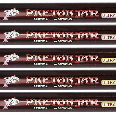Kit Especial de 5 Varas Telescópicas Tacom Pretorian