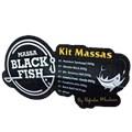 Kit Massa Black Fish