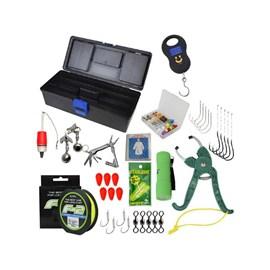 Kit Pesca - Caixa de Pesca Emifran EF- 385 - Acessórios
