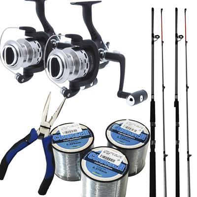 Kit Pescador Vip - 2 conjuntos