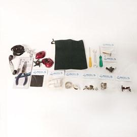 Kit Reels Maker - Monte sua Carretilha Sumax Akita 10000 (Manivela Esquerda)