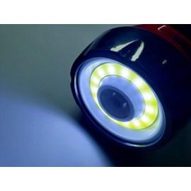 Lanterna elétrica recarregavel COB