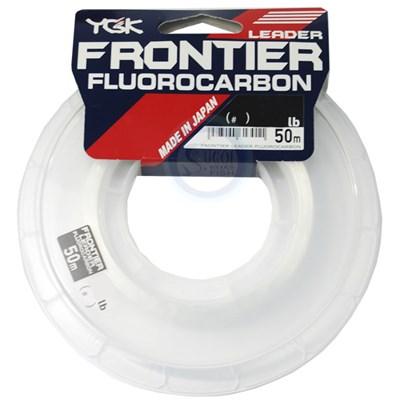Leader YGK Frontier - Fluorocarbon - 18 - 60lb (0,70mm) - c/50m