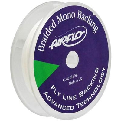 Linha AirFlo Braided Mono Backing (20lb)