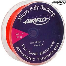 Linha Airflo Micro Poly Backing 160m (20lb)