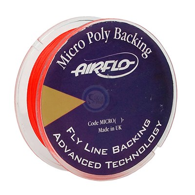 Linha Airflo Micro Poly Backing 91,4m (30lb)