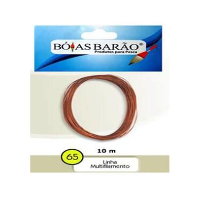 Linha Barão Multifilamento - 10m - 065