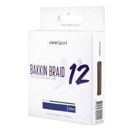 Linha Daisen Bakkin Braid 12X (150m)