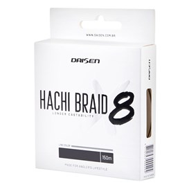 Linha Daisen Hachi Braid 8X 10.0 0,47mm (150m)