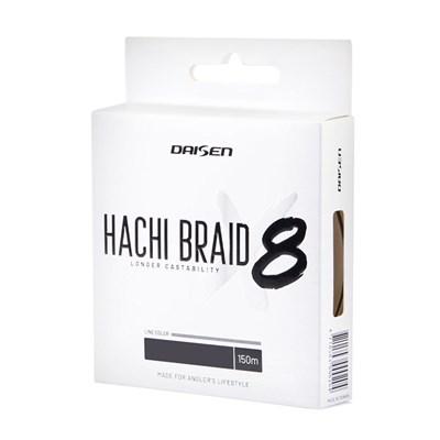 Linha Daisen Hachi Braid 8X 2.5 0,23mm (150m)