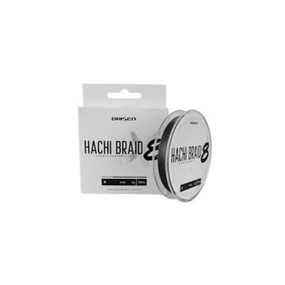 Linha Daisen Hachi Braid 8X 2.5 0,23mm 150m