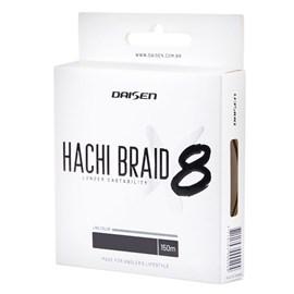 Linha Daisen Hachi Braid 8X 4.0 0,30mm 150m