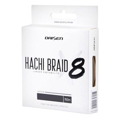 Linha Daisen Hachi Braid 8X 4.0 0,30mm (150m)