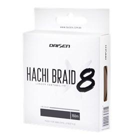 Linha Daisen Hachi Braid 8X 8.0 0,43mm (150m)