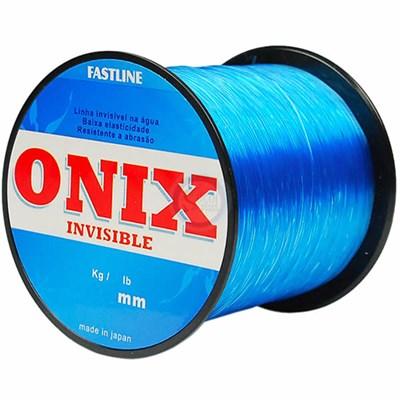 Linha Fastline Onix Invisible 0,43mm (500m) Azul