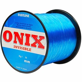 Linha Fastline Onix Invisible 450m (0,52mm)