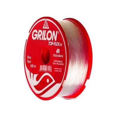 Linha Grilon TOP-FLEX – 1,20mm – C/100m - Branco