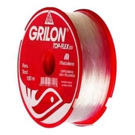 Linha Grilon Top-Flex 1,40mm C/ 100m (Branco)