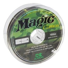 LINHA MARURI MAGIC CAMOU 0,50MM 100M