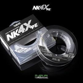 Linha Maruri NK 4X PE Multifilamento 0,26mm 32lb 200m