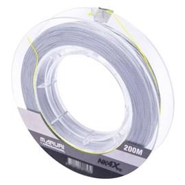 Linha Maruri NK 4X PE Multifilamento 0,33mm 44lb 200m