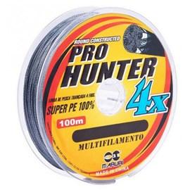 Linha Maruri Pro Hunter Multifilamento 4X 0,45mm 62lb 100m
