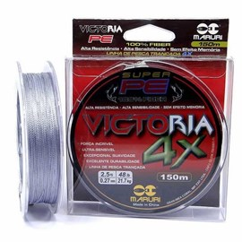 Linha Maruri Victoria 4X Super PE 0,18mm 150m