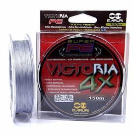 Linha Maruri Victoria 4X Super PE 0,34mm 150m