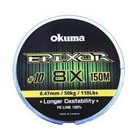 Linha Okuma Epixor 8X 3 0,41MM 150MT