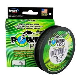 Linha Power Pro 135m Verde Moss 20lb